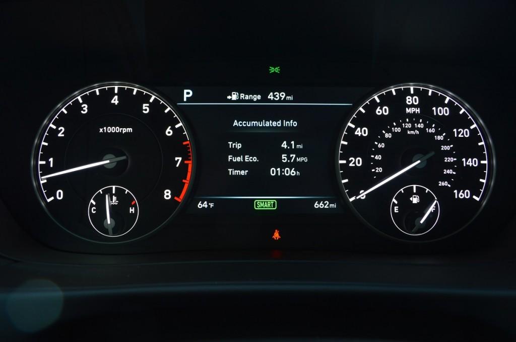 2018 Genesis G90 RWD 5.0 Ultimate