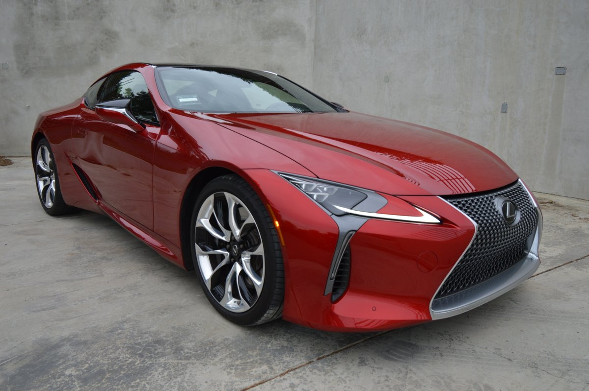 2018 lexus lc 500 coupe review car reviews and news at. Black Bedroom Furniture Sets. Home Design Ideas