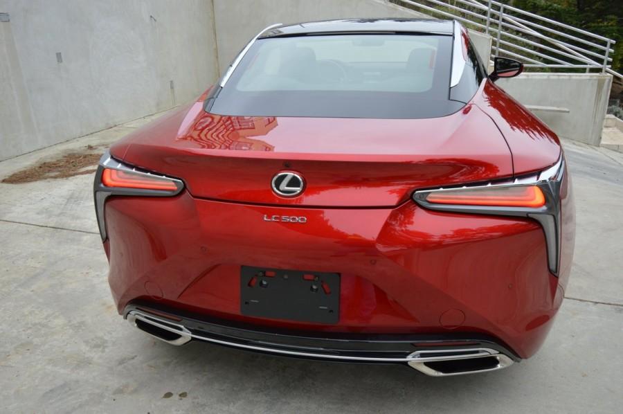 2018 Lexus LC 500 Coupe