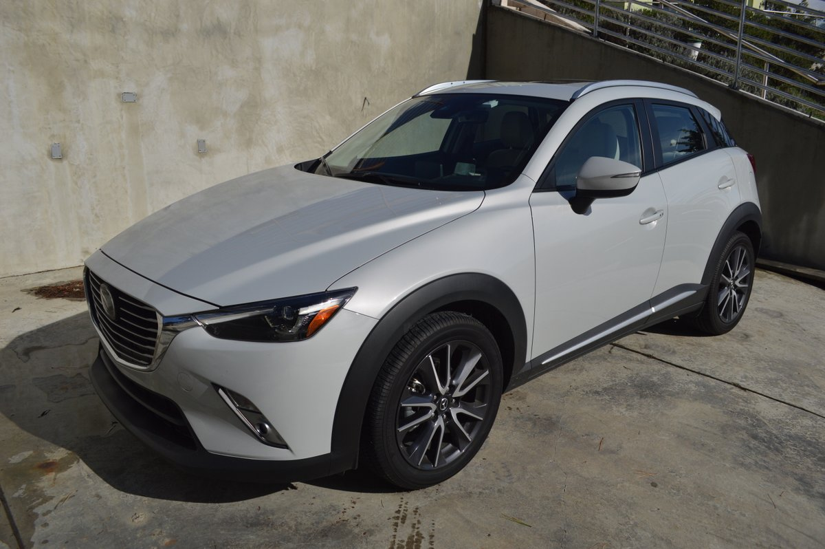 2018 mazda cx 3 grand touring fwd review car reviews and. Black Bedroom Furniture Sets. Home Design Ideas