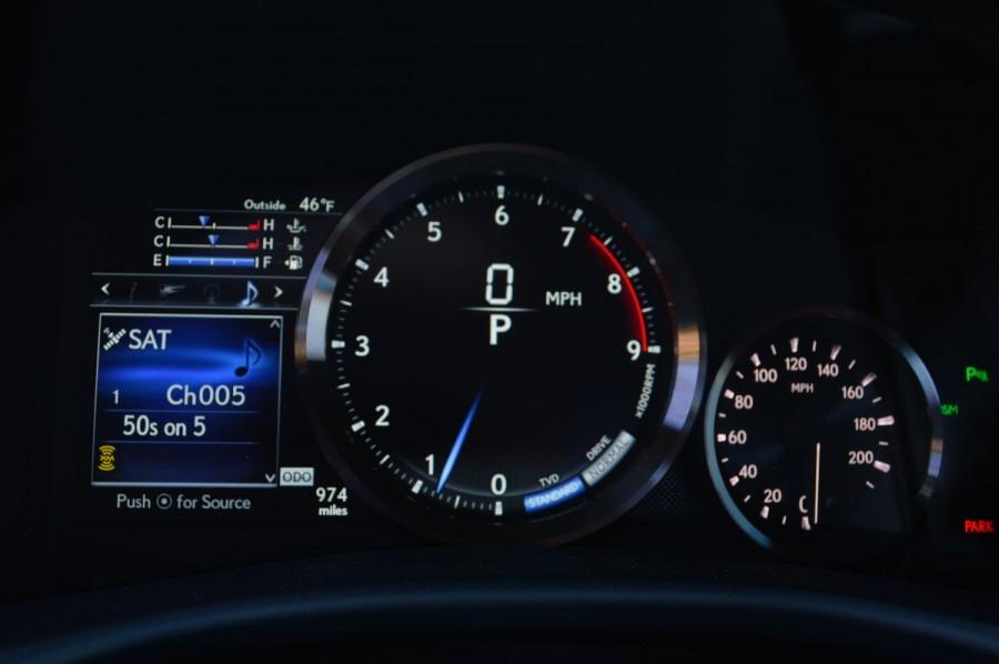 2018 Lexus GS F 4-DR Sedan