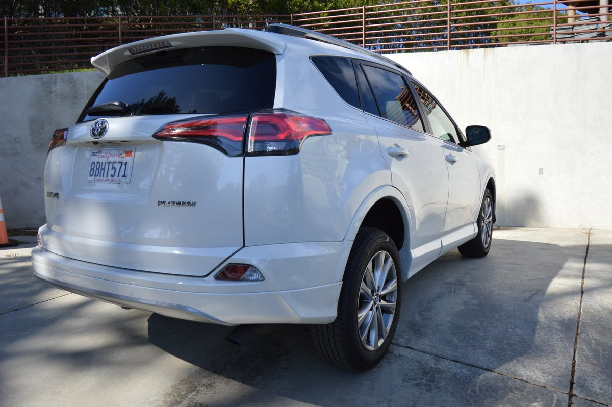 2018 toyota rav4 platinum fwd review car reviews and news at. Black Bedroom Furniture Sets. Home Design Ideas