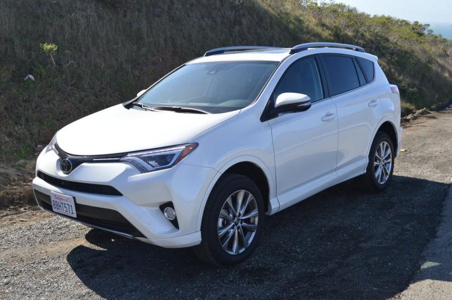 2018 Toyota RAV4 Platinum FWD