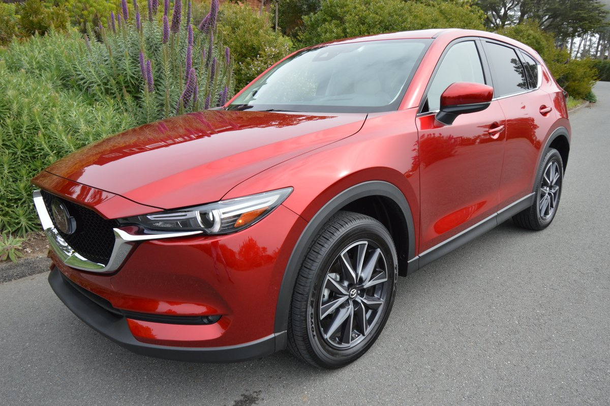 2018 Mazda CX-5 Grand Touring AWD Review