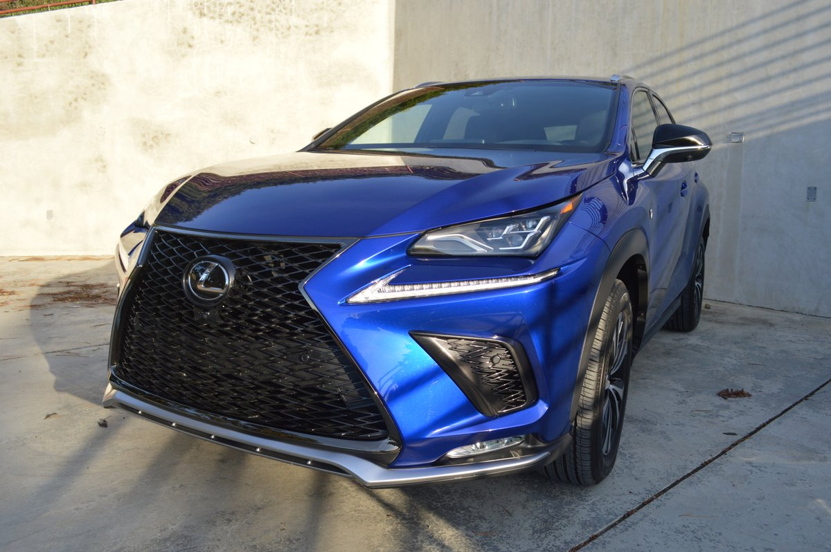 2018 lexus nx 300 f sport review car reviews and news at. Black Bedroom Furniture Sets. Home Design Ideas