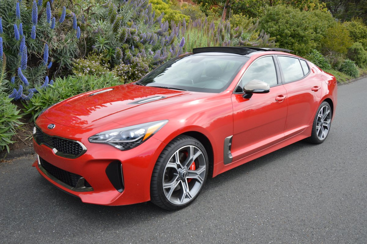2018 kia stinger gt2 awd v6 review car reviews and news at. Black Bedroom Furniture Sets. Home Design Ideas