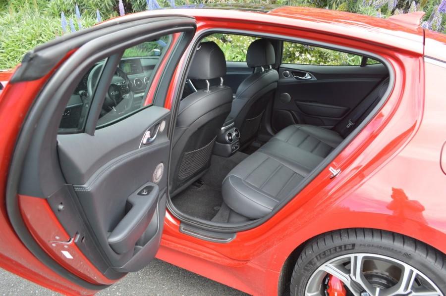 2018 Kia Stinger GT2 AWD V6