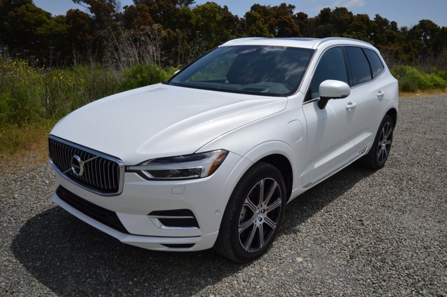 2018 Volvo XC60 T8 E-AWD Inscription