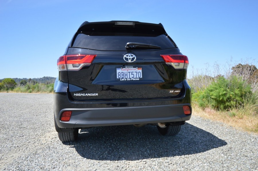 2018 Toyota Highlander SE V6 AWD