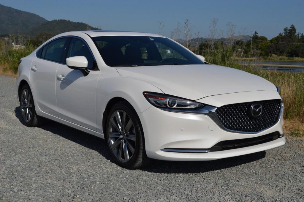 2018 Mazda 6 Signature Review | Car Reviews and news at