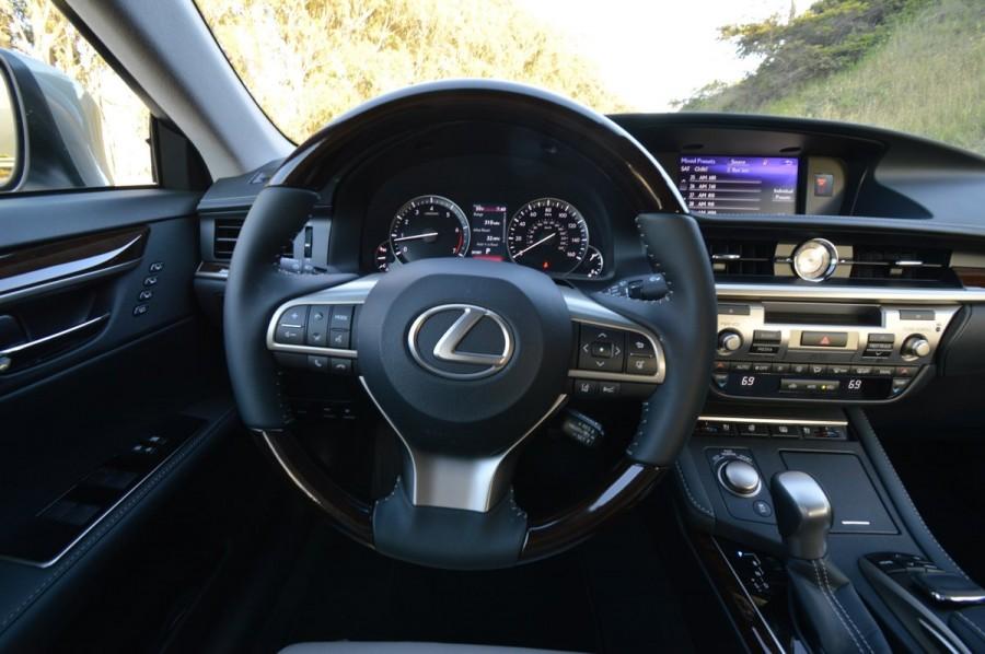 2018 Lexus ES 350 4-DR Sedan